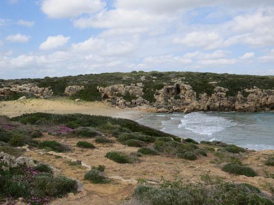 Ein absoluter Insidertipp: der Strand von Calamosche