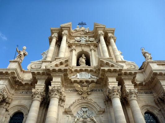 Duomo Santa Maria delle Colonne, Siracusa