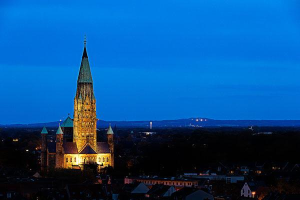 Rheinefotografie - Rheine - Foto - Basilika