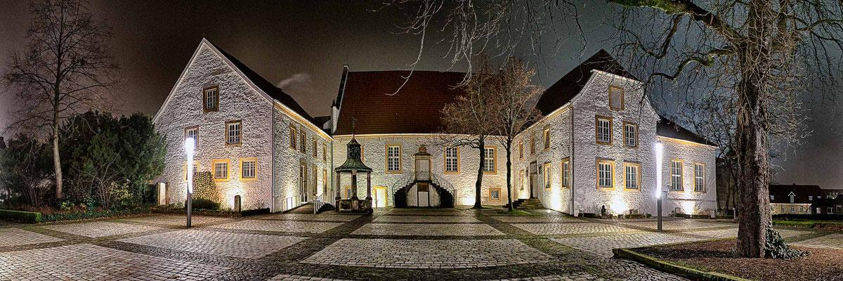 Rheinefotografie - Rheine - Foto - Falkenhof