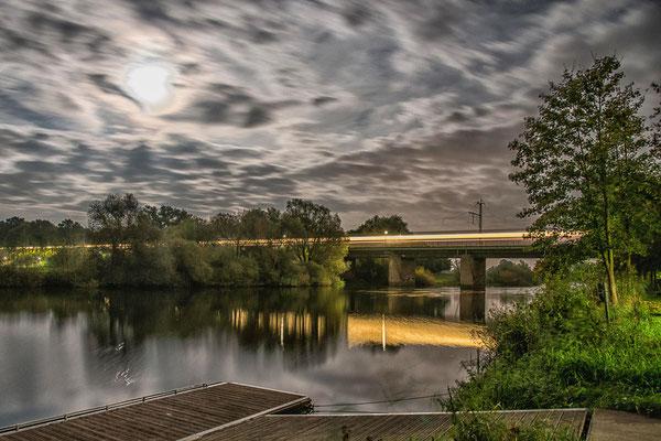 Rheinefotografie - Rheine - Foto - Soldatenbrücke