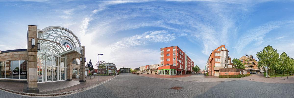 Rheinefotografie - Rheine - Foto - Stadthalle