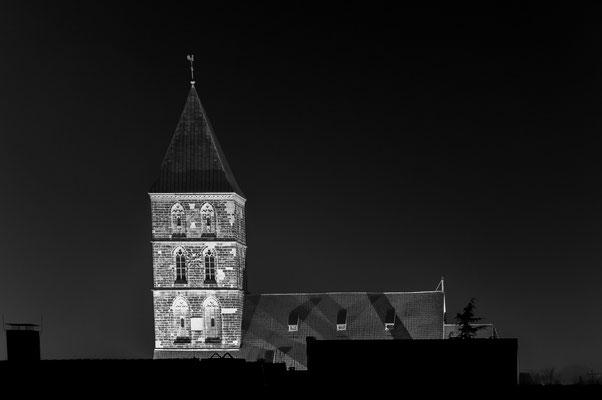 Rheinefotografie - Rheine - Foto - Stadtkirche