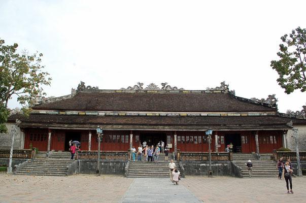 太和門(裏側から)