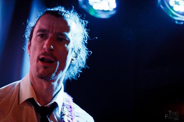 What the Puff - groupe de musique pour soirées et événementiel