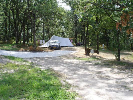 Emplacement nature 80 à 100 m²