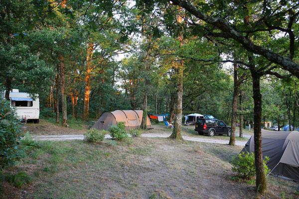 camping mobilhomes dordogne