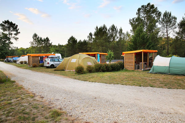 camping emplacements dordogne