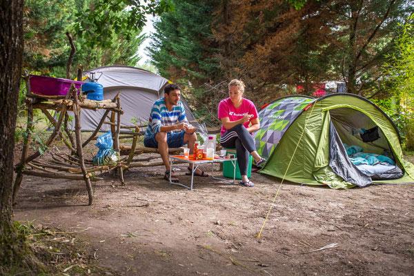 camping pres de bergerac