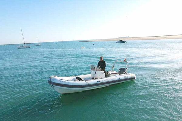 paseos en velero Cadiz