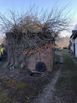 cabane à démolir