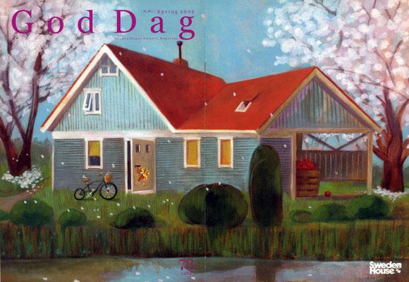 Sweden House 6