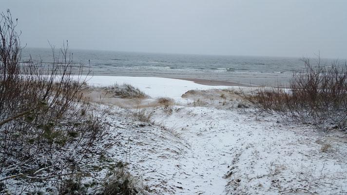 Die Westküste Lettlands
