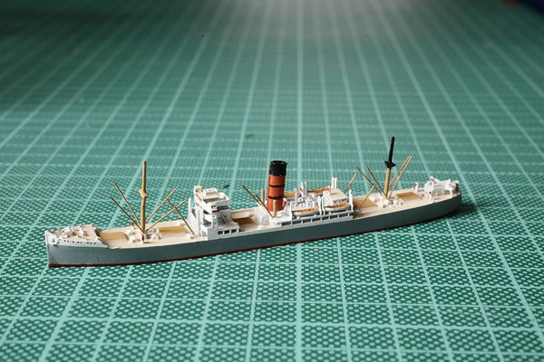 So sieht das ursprüngliche Modell von Albatros aus.