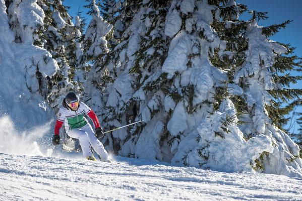 Skigebiet Hochficht, @OÖ Tourismus Erber