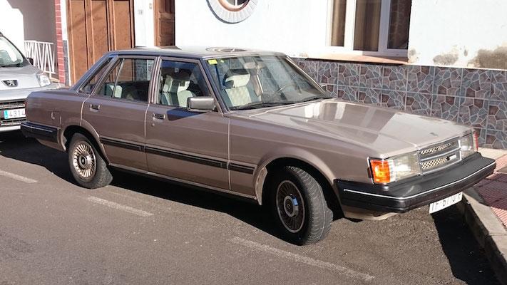 Toyota Cressida, X60, 1980–1984, 1982