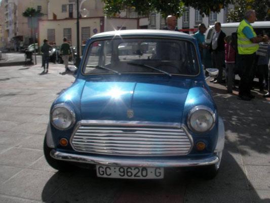 Austin Mini, Mk III, 1973