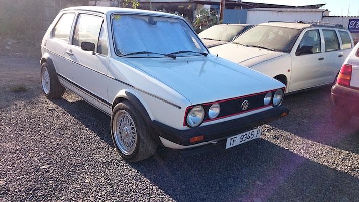 VW Golf 1 GL, 1983