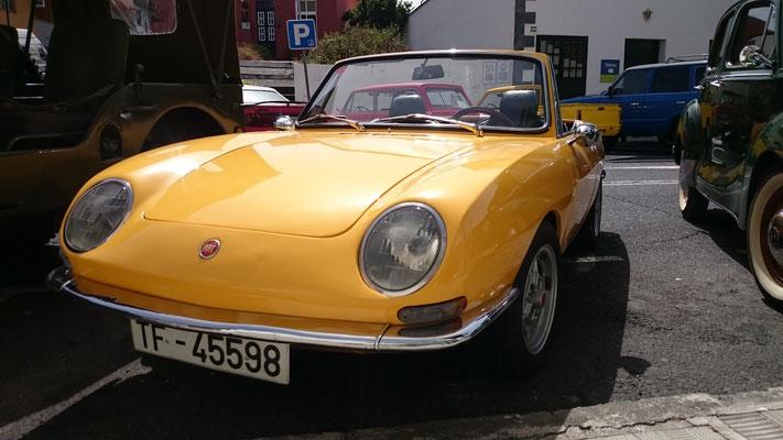 FIAT 850 Spider, 1966 - 1973, 1967