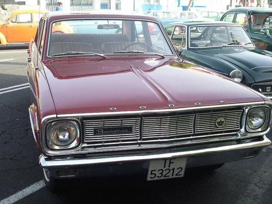 Dodge Dart, 1965 - 1970, 1969