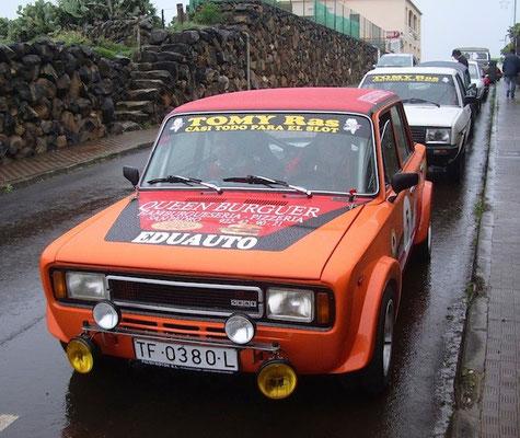 SEAT 1430, 1978
