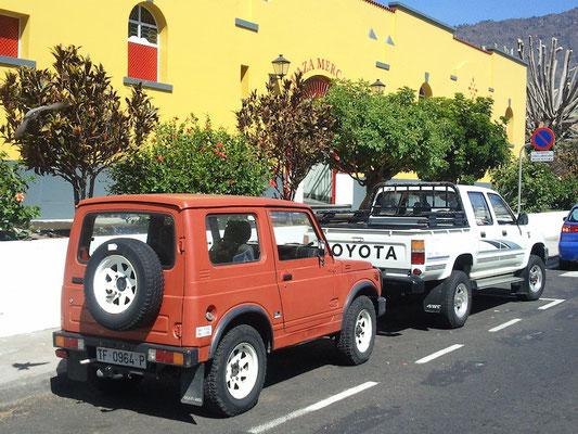 Suzuki SJ410 1982 - 1989, 1983