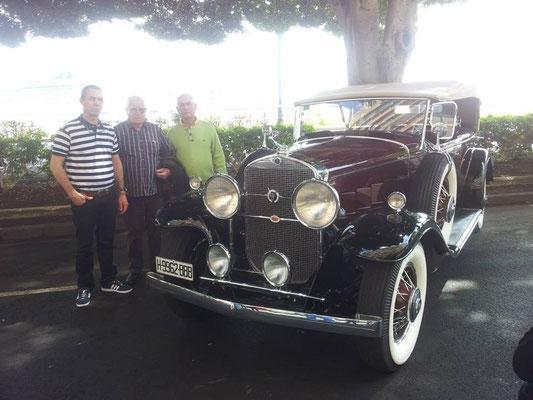 1932 Ford V8 Tudor Deluxe Modell 18 Cabrio