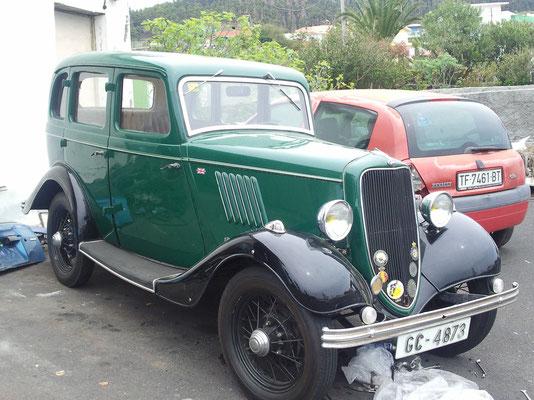 Ford Model B / Model 18 (Ford V8) 1932 - 1934, 1933