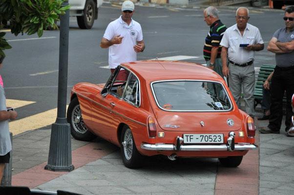 MGB 1,3 GT, 1967 - 1980, 1971