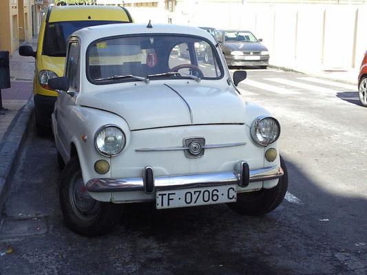 SEAT 600, 1973