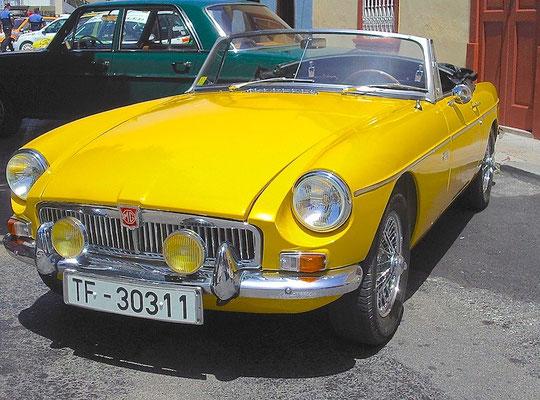 MGB Roadster Mark II, 1962 - 1980, 1965