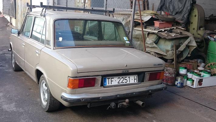 SEAT 1430D Especial, 1977
