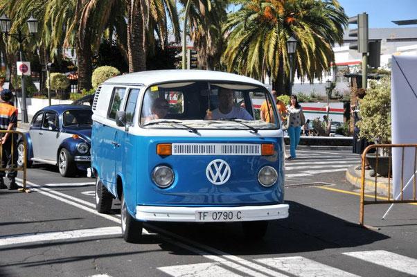 VW Transporter T1, 1950 - 1967, 1973