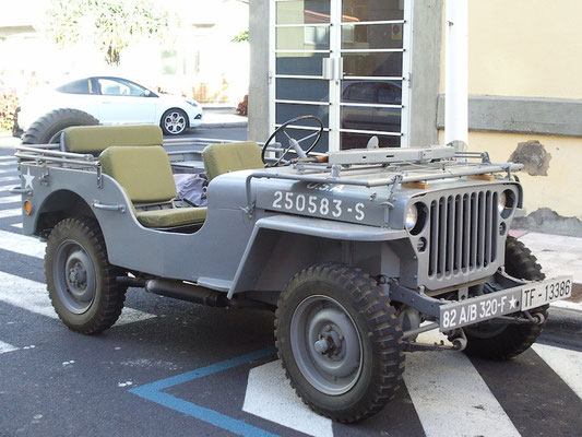 Willys Jeep, Series CJ, 1959