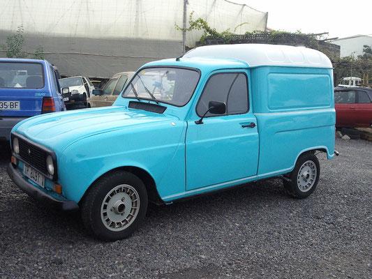 Renault R4 Express, 1965 - 1991, 1986