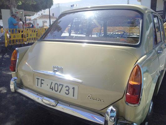 Austin Morris 1100, 1963 - 1974, 1967