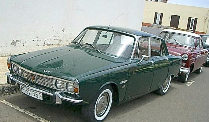 Rover P6, 3500, 1963 - 1977, 1969