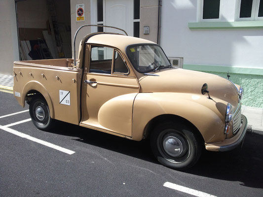 Morris Minor Pick-up, 1970
