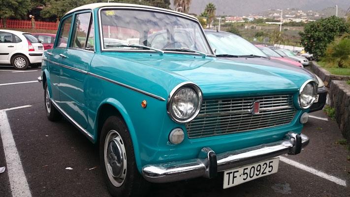 FIAT 1100-103H, 1968