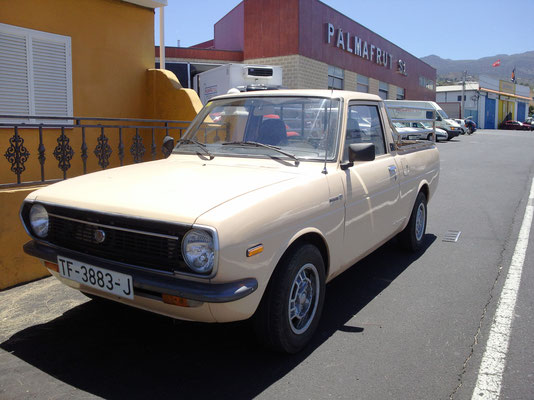 Toyota 1000 Pick-up, 1979