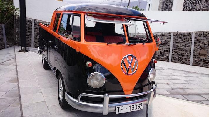 VW Transporter T1, 1950 - 1967, 1962