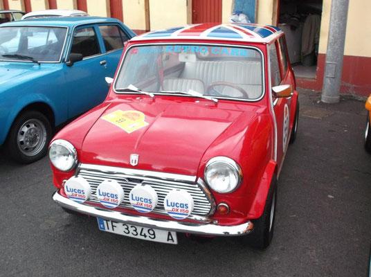 Austin Mini, Mk III, 1972