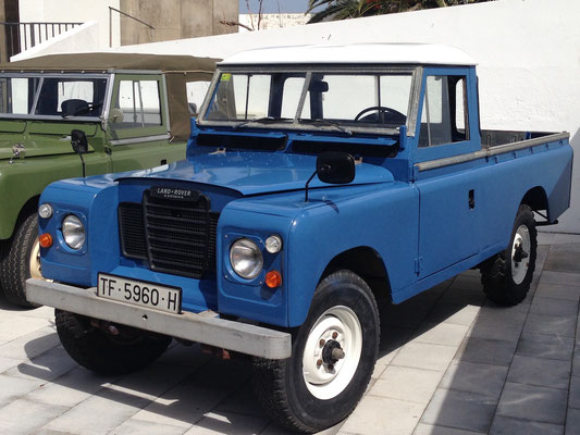 Land Rover Series III, 1978