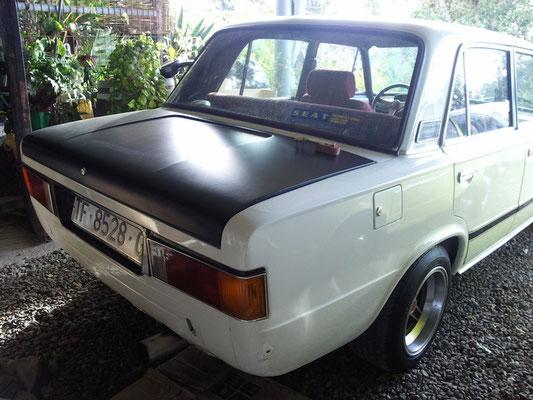 SEAT 1430 1977