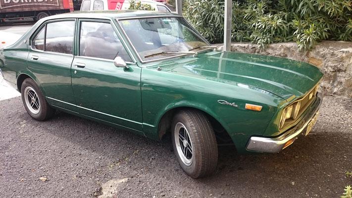 Toyota Carina ST 1600, 1974