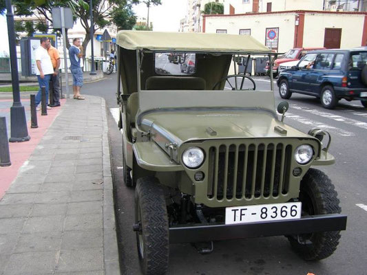 Willys Jeep, Series CJ, 1954