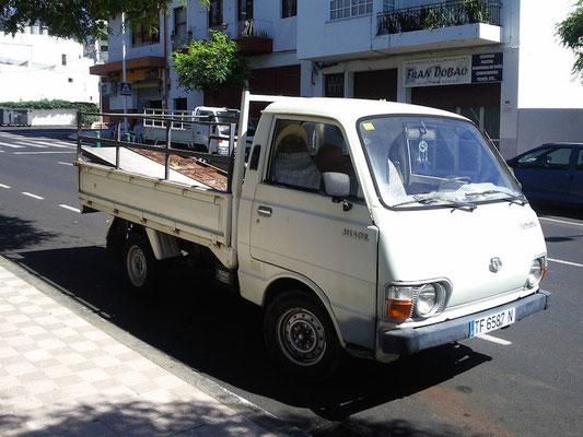 Toyota Hiace, 1977 - 1982, 1981