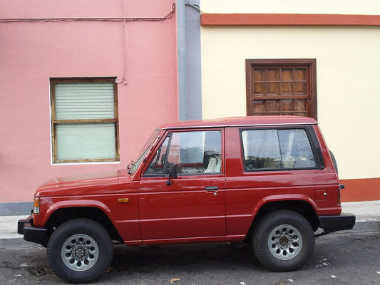 Mitsubishi Montero L040, 1987