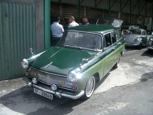 FIAT 1800 Kombi, 1967