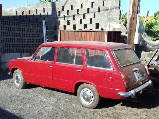 SEAT 1430 Kombi (5 puertas familiar), 1972
